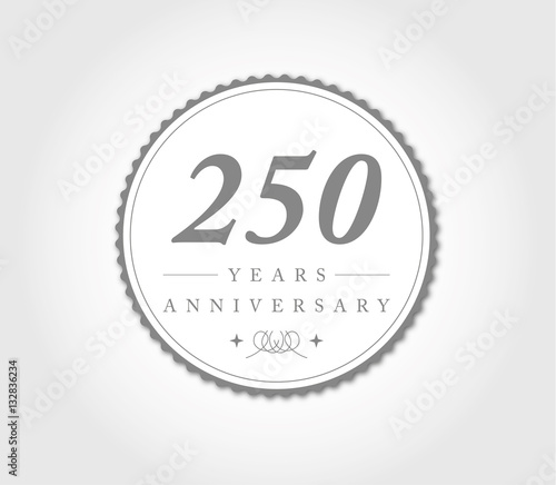 Fotografia  250 years anniversary