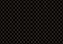 Metallic Wired Fence Seamless ...