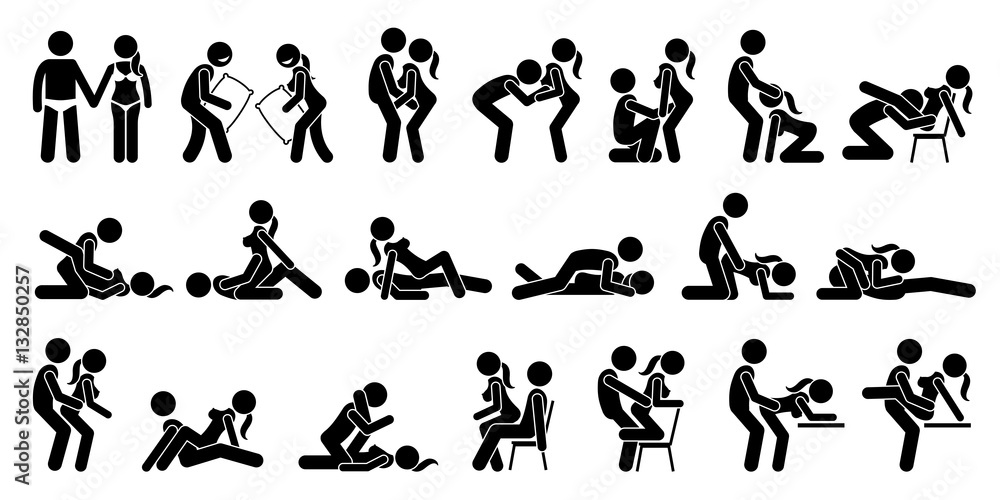 Sexual forplay position examples