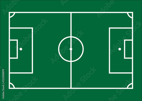 soccer field template buy this stock illustration and explore