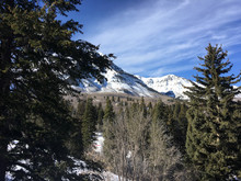 Sundance Mountain Resort In Winter