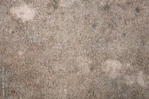 Dirty carpet Fototapet