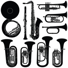 Music Instruments Collection -...