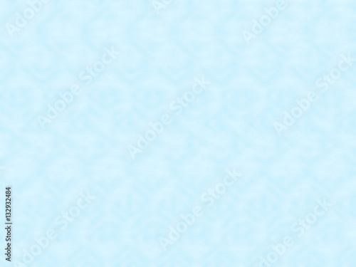 Light Blue Pastel Background With Blurred Pattern