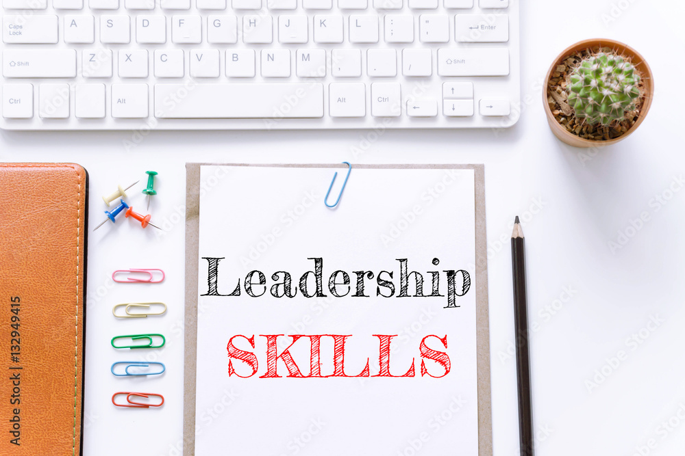 paper on leadership skills