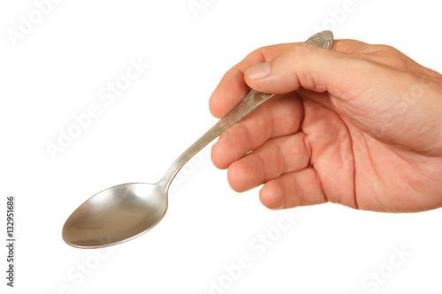 Valokuva  spoon in hand