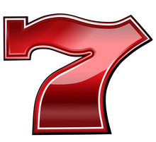 Lucky Seven Symbol For Slots