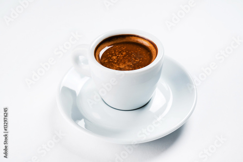 Photo  cup of coffee