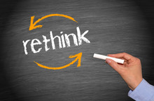Rethink Business Concept - Wor...