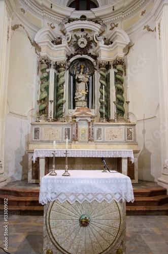 Photo Alcamo - Church of Jesus, Sicily