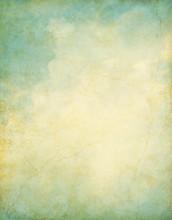Grunge Vintage Clouds. Clouds ...