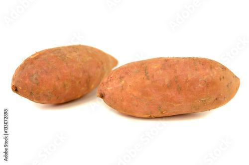Fotografie, Obraz  two sweet potatoes