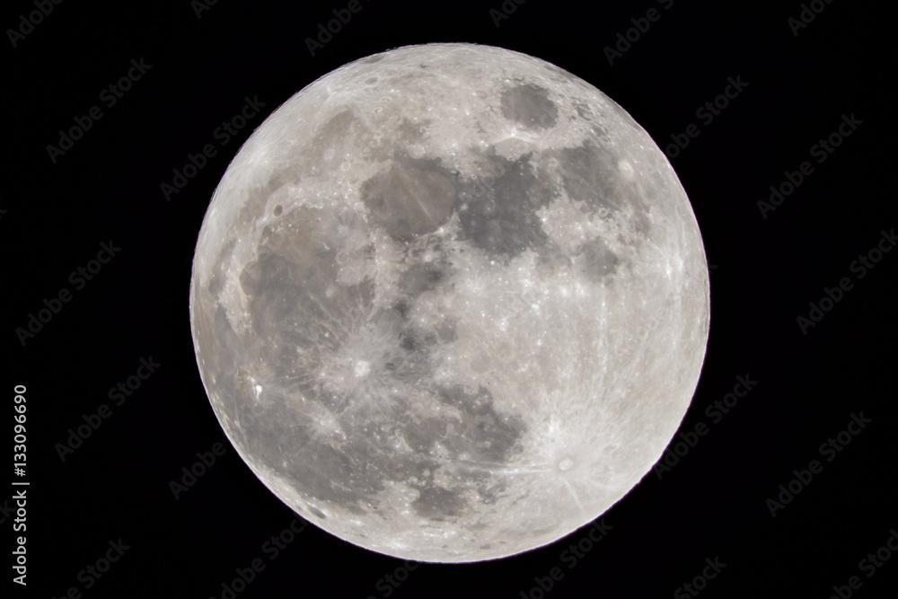 Fototapety, obrazy: 満月
