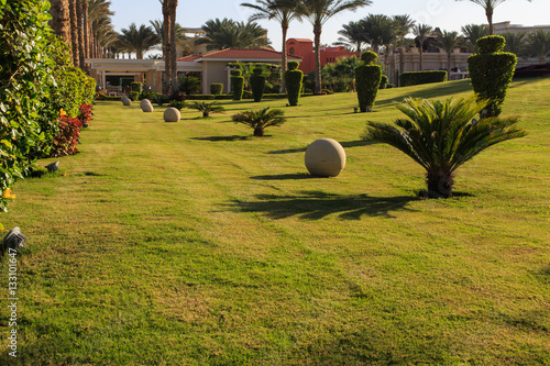 Papiers peints Jardin Great garden and landscape design