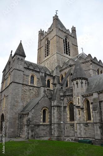 Cattedrale di Cristo a Dublino Poster