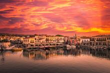 RETHYMNO, CRETE ISLAND, GREECE...
