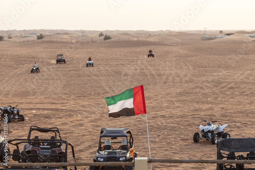 Photo  Quad bike riding in Dubai