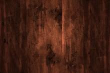 Dark Brown Wood Texture Backgr...