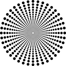 Circles In Circle, Illusion De...