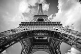 Fototapeta Wieża Eiffla - The Eiffel tower, Paris France