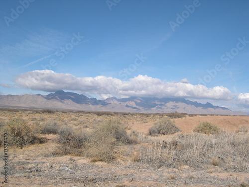 Spoed Foto op Canvas Verenigde Staten Franklin Mountains