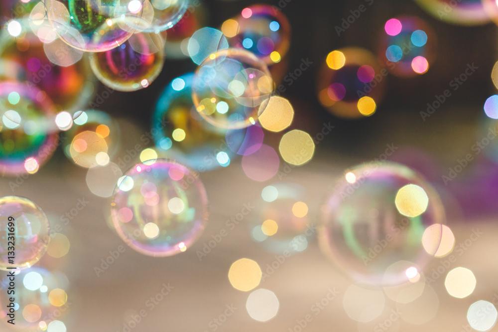 Fototapeta Abstract Bubbles