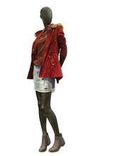 Full-length Female Mannequin