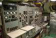 WWII ship control room