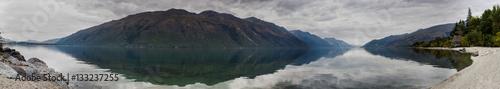 Lake Wakatipu, South Island, New Zealand