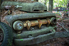 Old Moldy Truck, Abandoned In ...