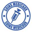 Logo soins médicaux.