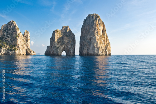 Tuinposter Mediterraans Europa Capri