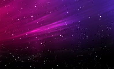 space starscape background