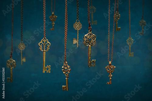 Foto  Den richtigen Schlüssel finden