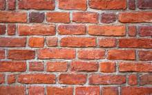 Red Brick Wall Texture Grunge ...