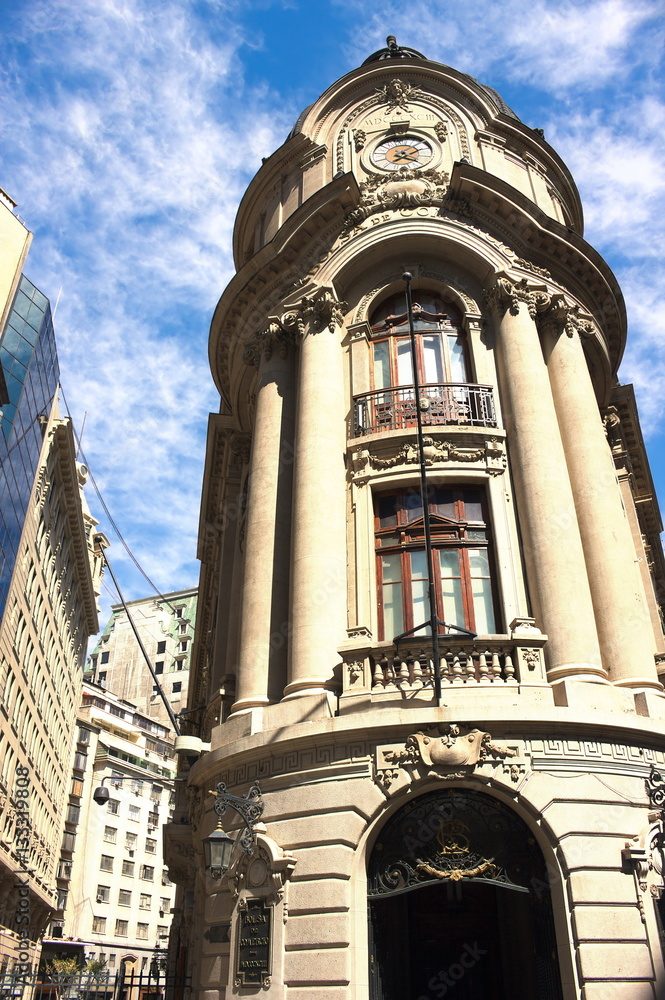 Börse - II - Santiago - Chile
