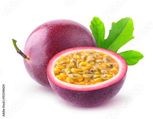 Fotografie, Obraz  Isolated passionfruits