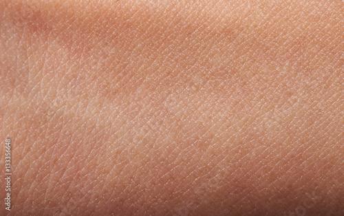 Fotografija Flat human skin