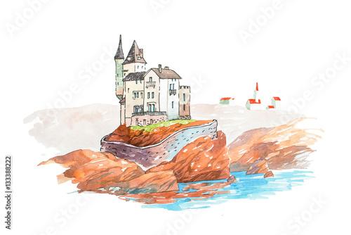 slynne-zabytki-sredniowiecznego-zamku