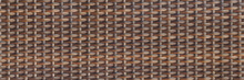 Horizontal Woven Rattan Texture For Pattern And Background