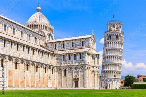 Fotografie, Obraz Pisa, Italy.