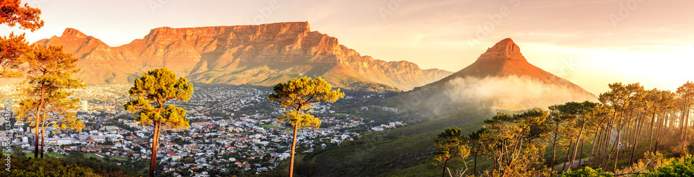 Fototapety, obrazy: Cape Town, South Africa