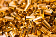 Clean And Shiny 9mm Brass Fore...