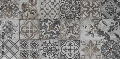 Fototapeta Zmywalna Ceramiczna Mozaika Do Kuchni łazienki