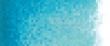 Pixel Blue Background For Card...