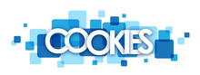 COOKIES Vector Letters Icon