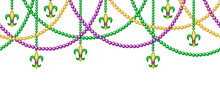 Border With Beads
