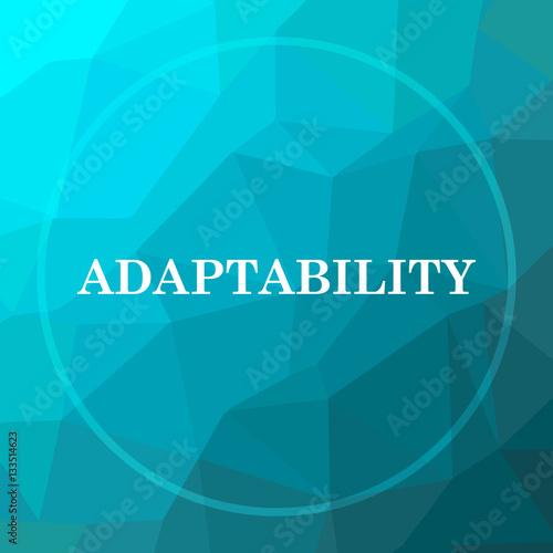 Adaptability icon Tapéta, Fotótapéta