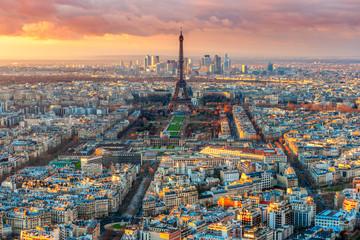 Fototapeta Paryż Eiffel tower, Paris.