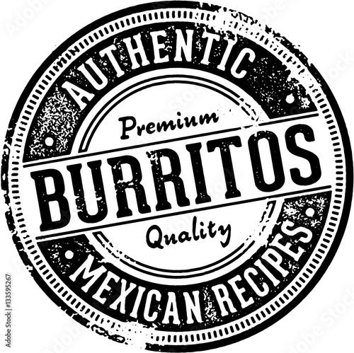 pieczatka-burritos-vintage-menu-wysoka-jakosc-restauracja-znak